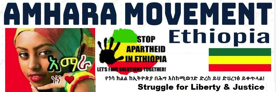 Amhara Movement Support Site – የአማራ ደጋፊዎች ድህረ ገጽ